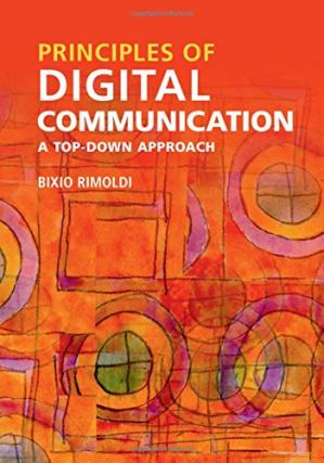 Book cover Principles of Digital Communication: A Top-Down Approach