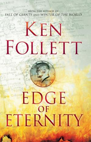 Book cover Edge of Eternity (Book Three of the Century Trilogy)