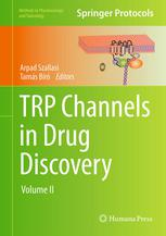 Kulit buku TRP Channels in Drug Discovery: Volume II