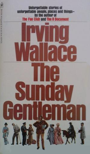 Sampul buku The Sunday Gentleman