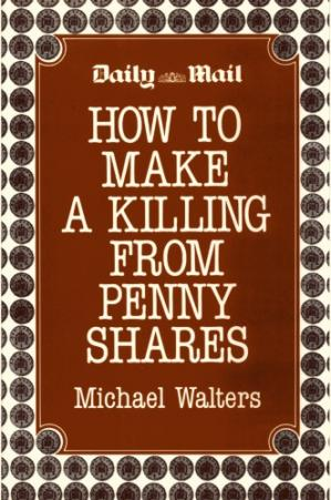 Book cover How to Make a Killing in Penny Shares