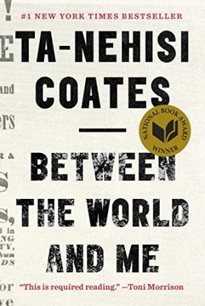 Book cover Between the World and Me