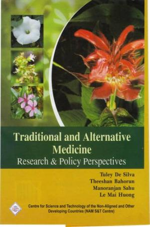 Обкладинка книги Traditional and Alternative Medicine: Research and Policy Perspectives