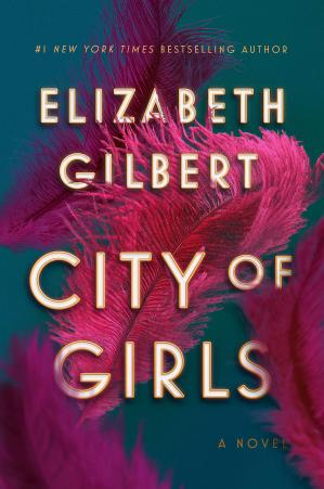 Book cover City of Girls
