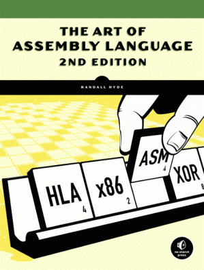 Book cover The Art of Assembly Language