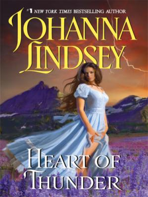 Book cover Heart of Thunder