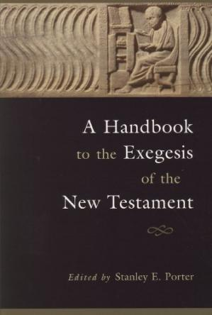 Sampul buku Handbook to the Exegesis of the New Testament
