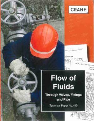 Book cover Flow of Fluids Through Valves, Fittings & Pipe