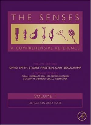 Book cover The Senses: A Comprehensive Reference, Six-Volume Set, Volume 1-6