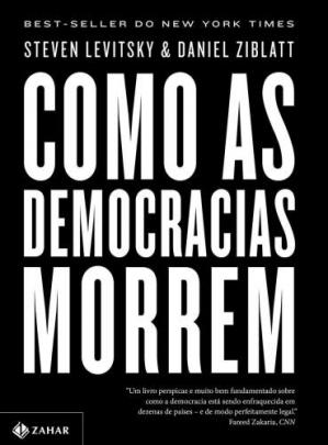Book cover Como as Democracias Morrem