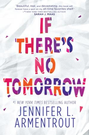 Book cover If There's No Tomorrow
