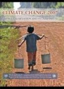 Portada del libro Climate Change 2007 - Impacts, Adaptation and Vulnerability: Working Group II contribution to the Fourth Assessment Report of the IPCC