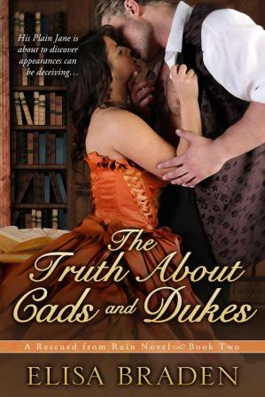Buchdeckel The Truth About Cads and Dukes