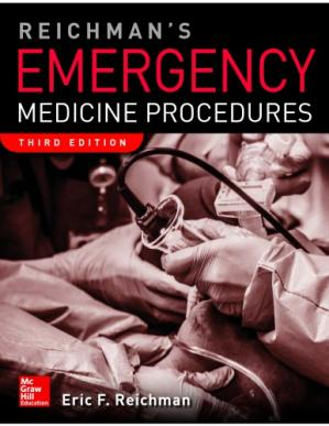 Portada del libro Reichman's Emergency Medicine Procedures