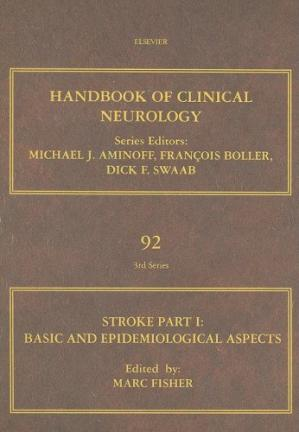 Book cover Stroke Part I: Basic and epidemiological aspects: Handbook of Clinical Neurology  (Handbook of Clinical Neurology)