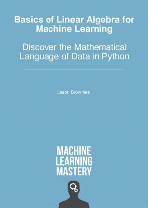 Εξώφυλλο βιβλίου Basics of Linear Algebra for Machine Learning - Discover the Mathematical Language of Data in Python