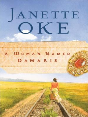 Couverture du livre A Woman Named Damaris