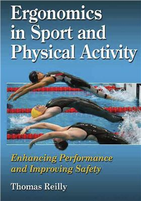 Portada del libro Ergonomics in Sport and Physical Activity: Enhancing Performance and Improving Safety