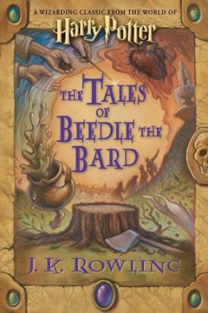 Bìa sách The Tales of Beedle the Bard, Standard Edition