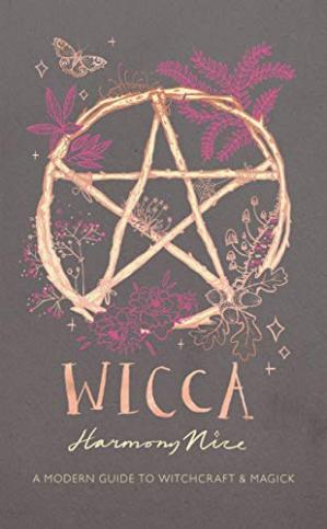 Обложка книги Wicca: A Modern Guide to Witchcraft and Magick