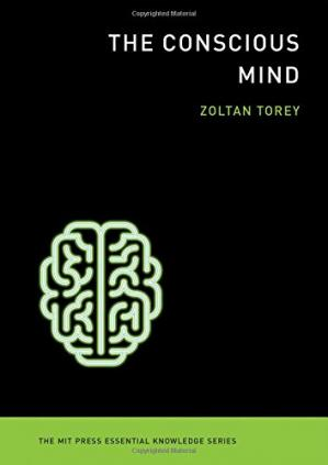Book cover The conscious mind