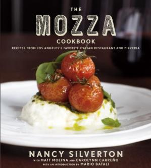 Book cover The Mozza Cookbook: Recipes from Los Angeles's Favorite Italian Restaurant and Pizzeria