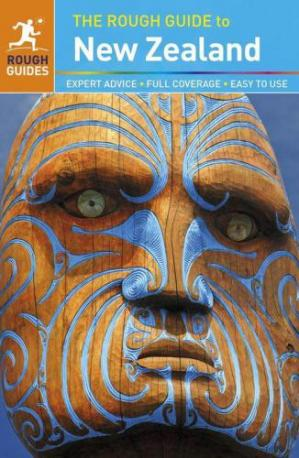 Copertina The Rough Guide to New Zealand, 8th Edition