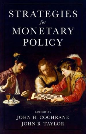 Book cover Strategies for Monetary Policy