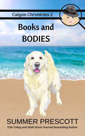 A capa do livro Books and Bodies (Calgon Chronicles Book 2)