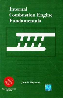 Book cover Internal Combustion Engines Fundamentals