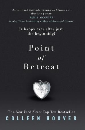 Book cover Point of Retreat