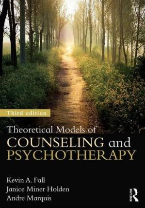 غلاف الكتاب Theoretical Models of Counseling and Psychotherapy