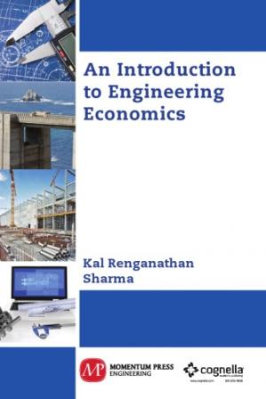 Book cover An introduction to engineering economics