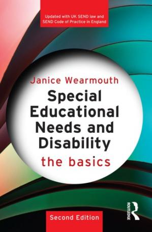 Book cover Special Educational Needs and Disability: The Basics