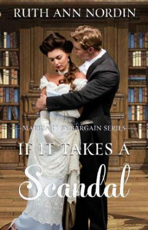 Couverture du livre If It Takes A Scandal