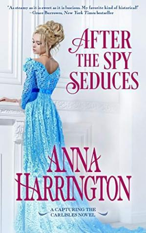Book cover After the Spy Seduces