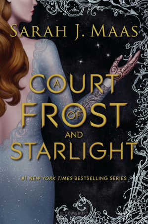 书籍封面 A Court of Frost and Starlight