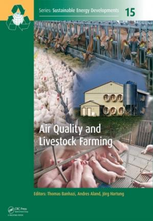 Book cover Air quality and livestock farming