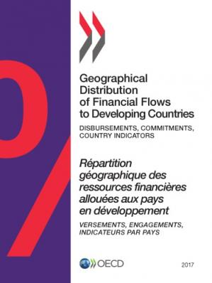 Copertina Geographical Distribution of Financial Flows to Developing Countries 2017