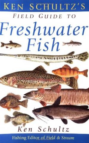 Book cover Ken Schultz's Field Guide to Freshwater Fish