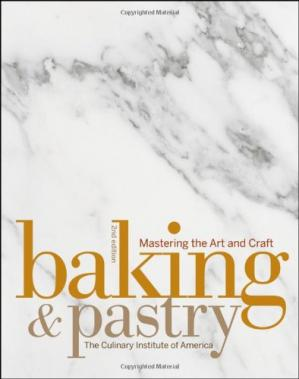 Обкладинка книги Baking and Pastry: Mastering the Art and Craft