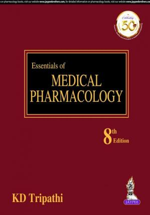 Copertina Essentials of Medical Pharmacology