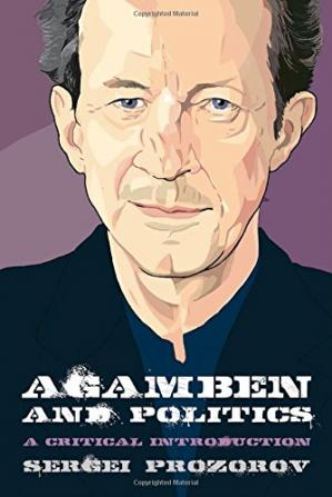Buchdeckel Agamben and Politics : a Critical Introduction