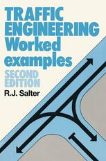 Sampul buku Traffic Engineering: Worked examples