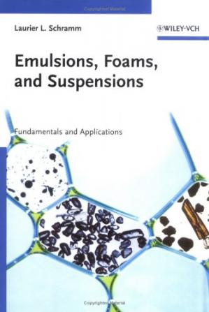 Book cover Emulsions, Foams and Suspensions - Fundamentals and Applications