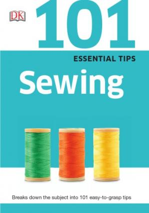 书籍封面 101 Essential Tips: Sewing