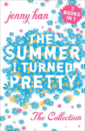 Book cover The Summer I Turned Pretty; It's Not Summer Without You; We'll Always Have Summer; bonus content