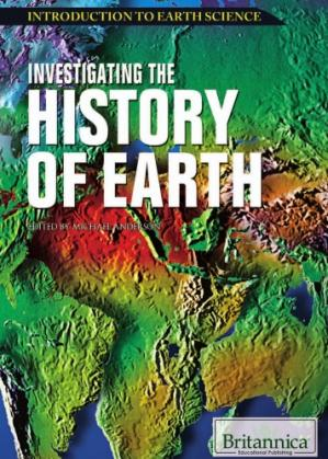 Book cover Investigating the History of Earth (Introduction to Earth Science)