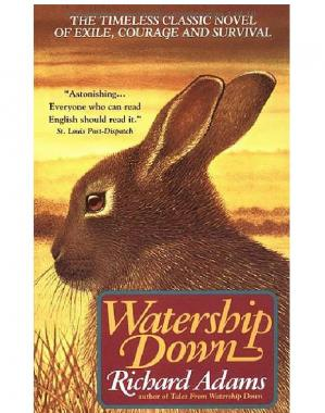 Copertina Watership Down