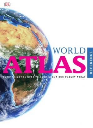 Couverture du livre Reference World Atlas